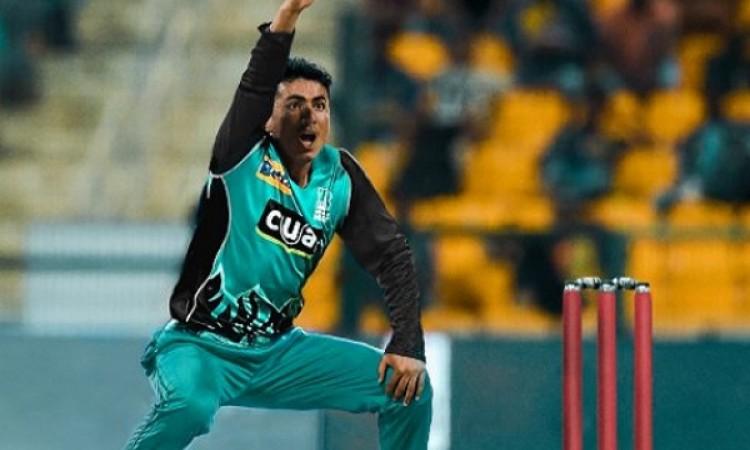राशिद खान के बाद एक और अफगानिस्तानी खिलाड़ी हुआ बिग बैश लीग में शामिल Images