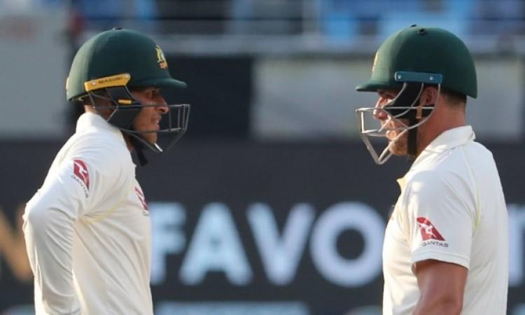 पाकिस्तान के खिलाफ टेस्ट में ऑस्ट्रेलियाई ओपनर्स ने ऐसा कमाल कर बना दिया रिकॉर्ड Images