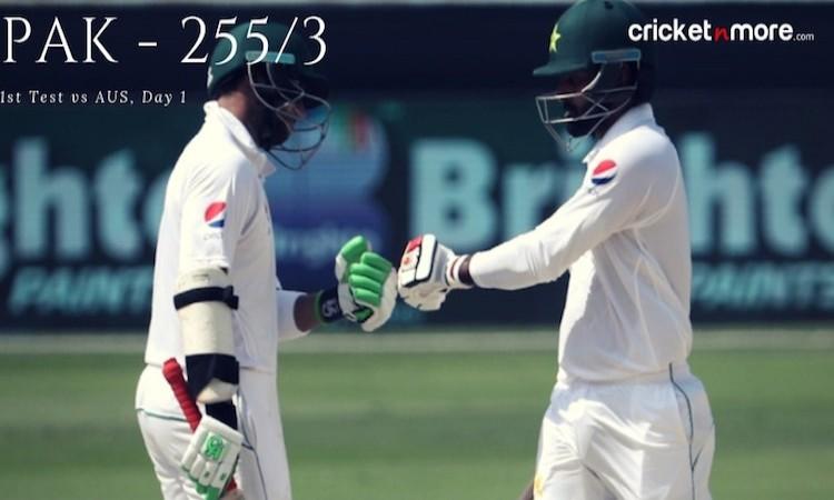 Pakistan vs Australia in UAE