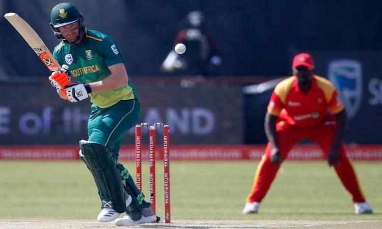 Zimbabwe tour of South Africa 2018