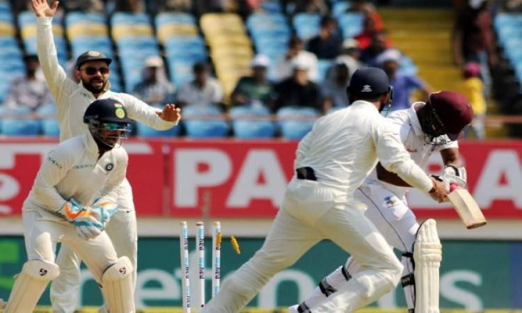 इस कारण भारत से मिली इतनी बुरी हार, वेस्टइंडीज कप्तान ने दिया बड़ा बयान Images