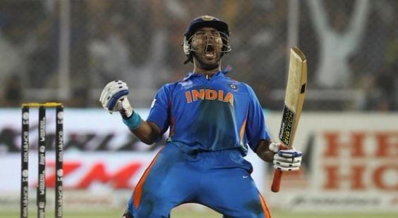 साल 2019 वर्ल्ड कप की भारतीय टीम में शामिल होने के लिए ऐसी तैयारी कर रहें महान युवराज Images