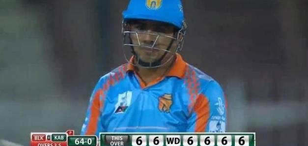 अफगानिस्तान प्रीमियर लीग में बना रिकॉर्ड, टी-20 में इस बल्लेबाज ने जमाया सबसे तेज अर्धशतक Images