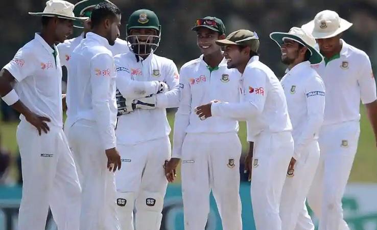 Bangladesh Test Team
