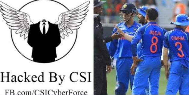 एशिया कप के फाइनल में मिली हार का बदला बांग्लादेशी फैन्स ने कोहली के वेबसाइट को हैक करके लिया Images