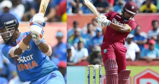 भारत- वेस्टइंडीज वनडे सीरीज से बाहर हुआ यह विस्फोटक बल्लेबाज BREAKING Images