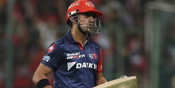 IPL 2019 में दिल्ली डेयरडेविल्स टीम से गौतम गंभीर होंगे बाहर, 15 नवंबर को हो सकता है ऐसा ऐलान Images