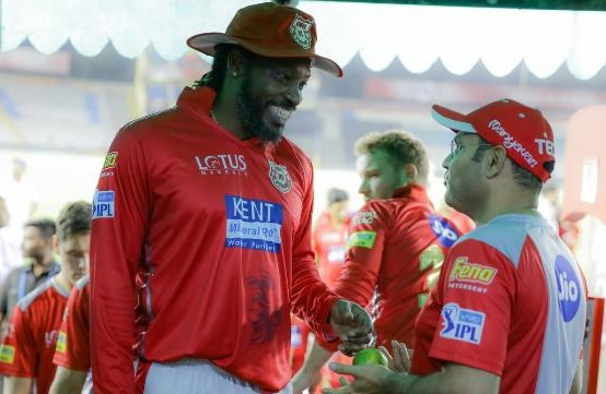 Gayle and sehwag