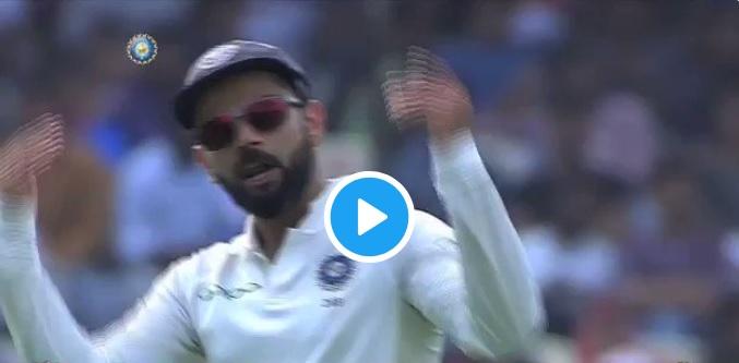WATCH देखिए जब विराट कोहली ने लाइव मैच के दौरान फैन्स से ऐसा करने के लिए कहा Images
