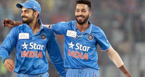 वेस्टइंडीज के खिलाफ वनडे सीरीज में इस कारण हार्दिक पांड्या और केदार जाधव को नहीं चुना गया Images