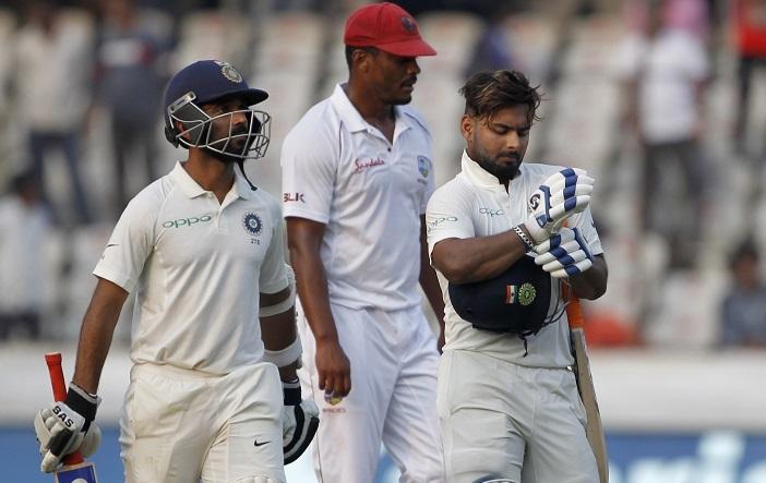 India vs West Indies 2018