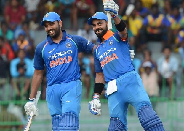 विराट कोहली और रोहित शर्मा की तूफानी पारी से पस्त हुआ वेस्टइंडीज, भारत की 8 विकेट से धमाकेदार जीत Im