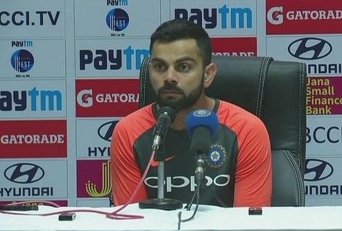 दूसरा टेस्ट मैच जीतने के बाद विराट कोहली इस वजह से हुए हैरान,  कह दी ऐसी चौंकाने वाली बात