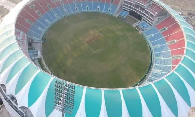 Atal Bihari Vajpayee International Cricket Stadium