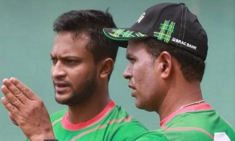 वर्ल्ड कप 2019 के लिए बांग्लादेश टीम ने चली ये खास चाल, हर तरफ हो रही है चर्चा Images