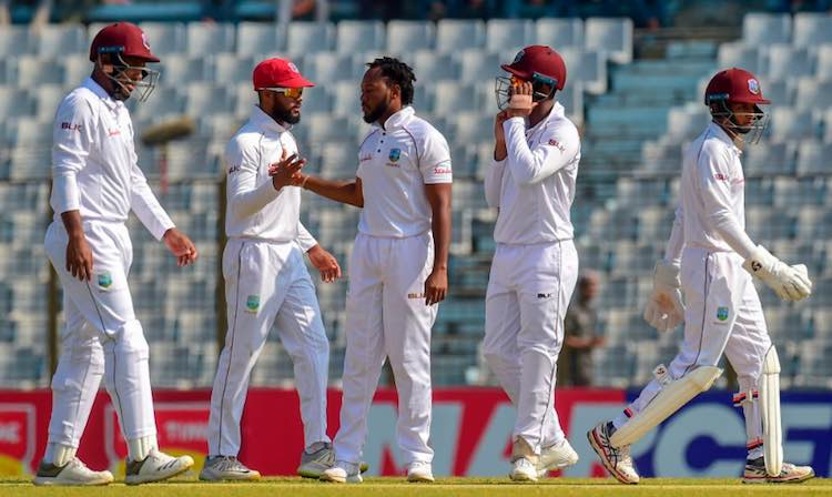 Bangladesh tour of West Indies 2018
