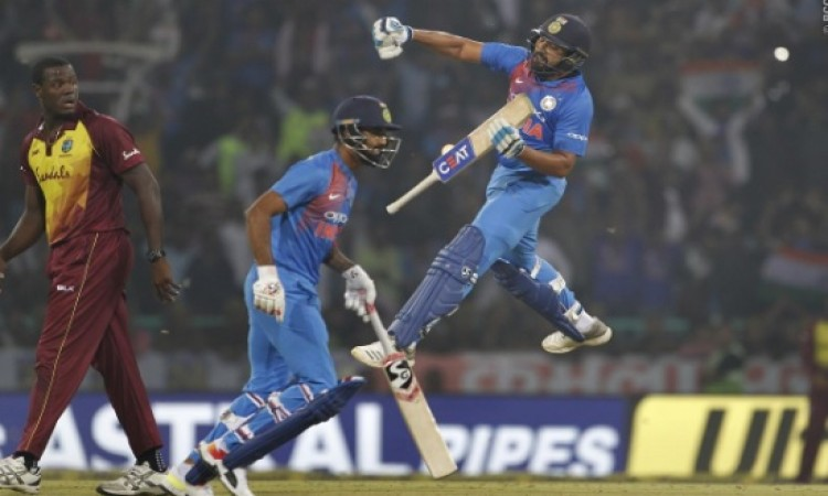 कमाल बल्लेबाजी और गेंदबाजी के बल पर भारत ने दूसरे टी20 में वेस्टइंडीज को दी 71 रनों से करारी शिकस्त
