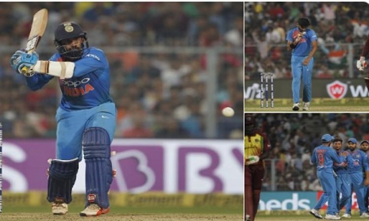 भारत बनाम वेस्टइंडीज, दूसरा टी-20: जानिए कब, कहां और कितने बजे से होगा मैच का लाइव टेलीकास्ट Images