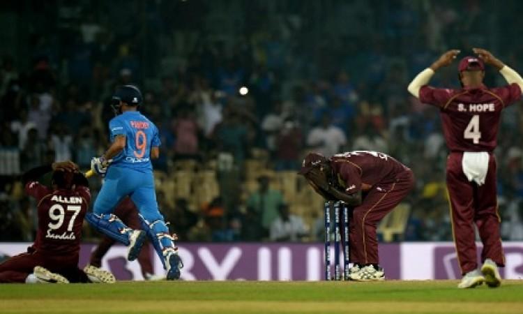 तीसरे टी-20 में आखिरी गेंद पर भारत ने रन बनाकर जीता मैच, जानिए कितनी दफा भारत ने किया है ऐसा कारनामा