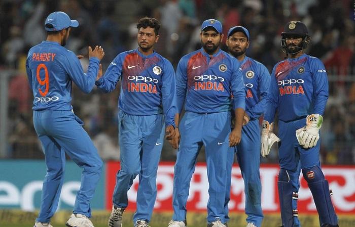 India T20I Team