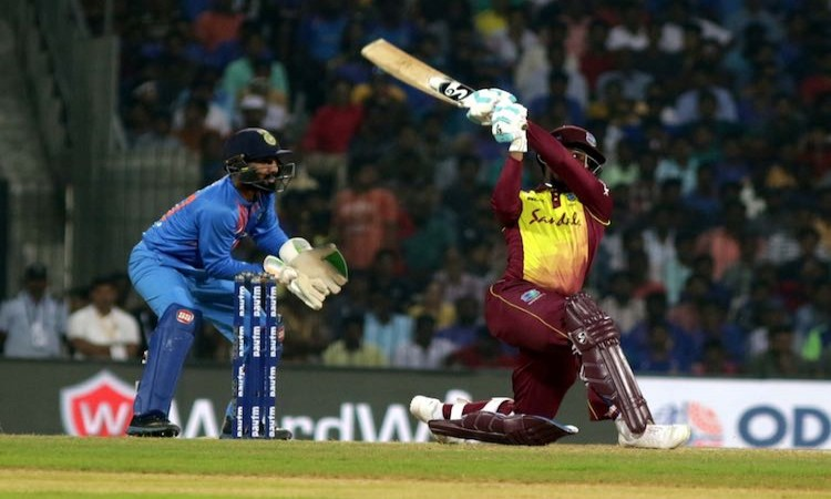West Indies tour of India 2018
