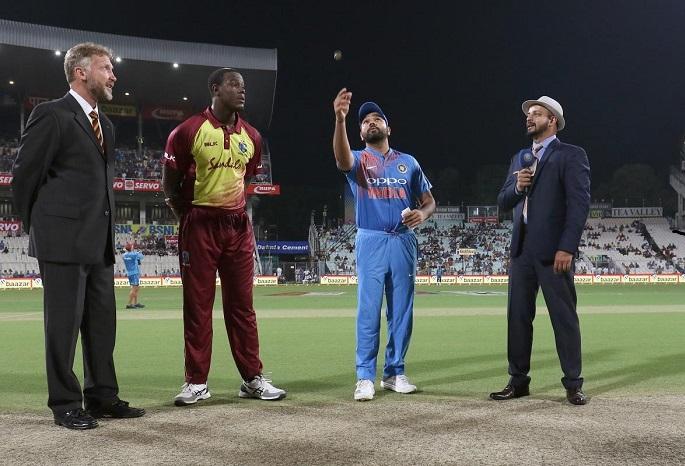 India vs West Inides T20I