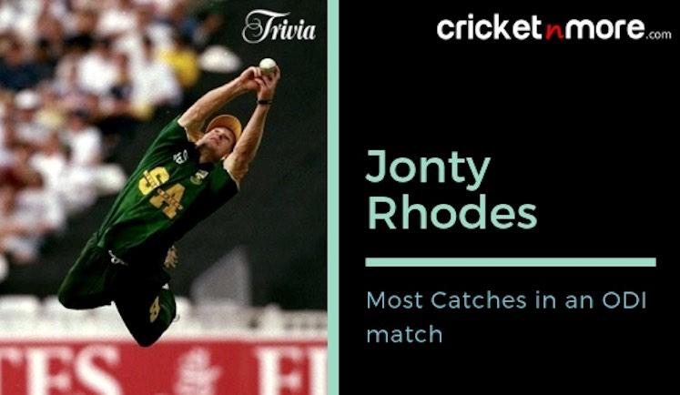 Jonty Rhodes Trivia
