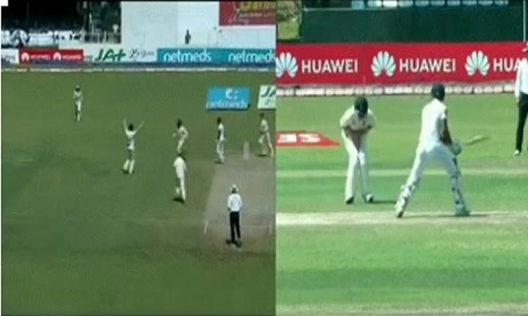 WATCH श्रीलंका के खिलाफ तीसरे टेस्ट में कीटन जेनिंग्स एक नहीं बल्कि 4 गजब का कैच लेकर किया कमाल Imag