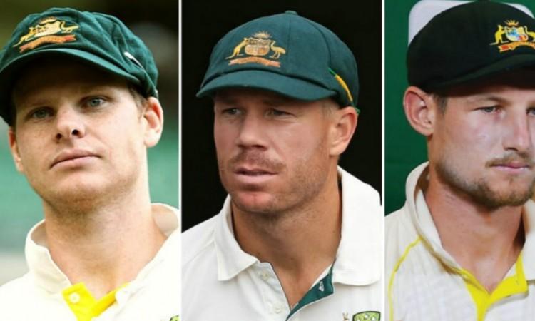 बैन झेल रहे डेविड वॉर्नर और स्टीव स्मिथ को लेकर आई खुशखबरी, क्रिकेट ऑस्ट्रेलिया कर सकता है ऐसा खास ऐ
