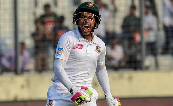 बांग्लादेश के विकेटकीपर बल्लेबाज मुशफिकुर रहीम ने टेस्ट क्रिकेट में बना दिया वर्ल्ड रिकॉर्ड Images