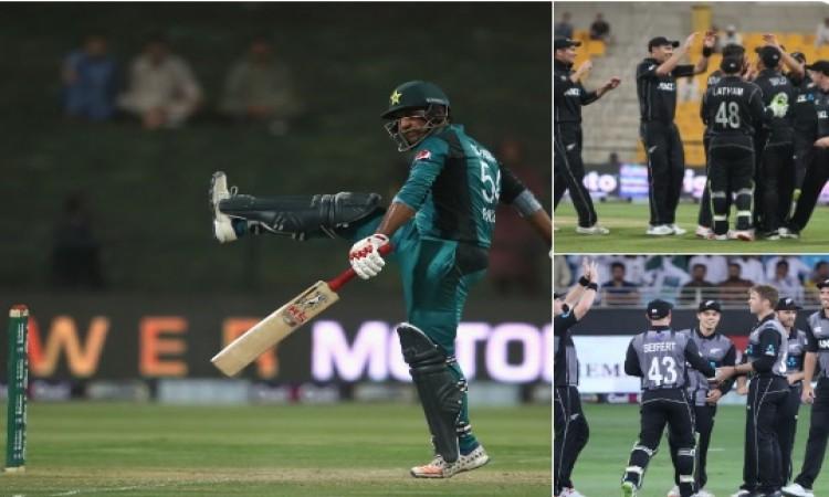 पहले वनडे में न्यूजीलैंड ने पाकिस्तान को 47 रनों से दी मात, यह दिग्गज गेंदबाज बना मैच का हीरों Image