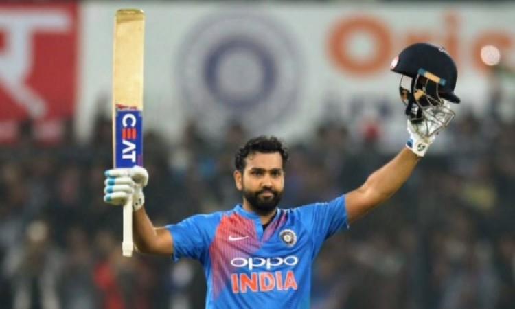 दूसरे टी-20 में शतक जमाकर रोहित शर्मा ने बना दिया वर्ल्ड रिकॉर्ड, ऐसा करने वाले पहले बल्लेबाज बने Im