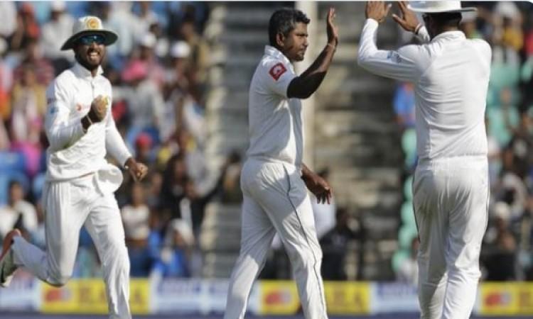इंग्लैंड के खिलाफ टेस्ट मैच में श्रीलंकाई स्पिनर रंगना हेराथ का अनोखा रिकॉर्ड, साल 1994 के बाद किया