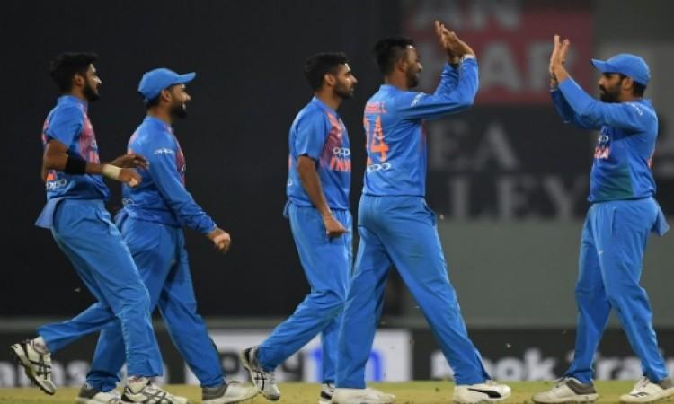 तीसरे टी-20 में वेस्टइंडीज के खिलाफ भारत ने प्लेइंग इलेवन में किए 2 बदलाव, इन दोनों खिलाड़ियों को मि