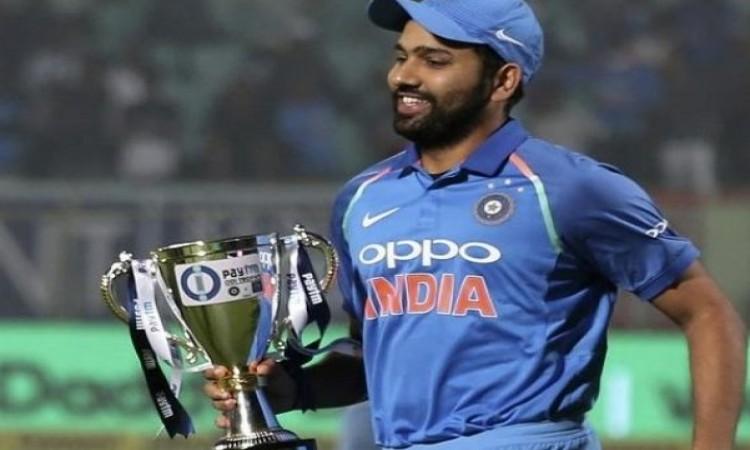 वेस्टइंडीज के खिलाफ सीरीज जीतने के बाद रोहित शर्मा ने ऑस्ट्रेलिया के साथ सीरीज को लेकर कही ऐसी बात I