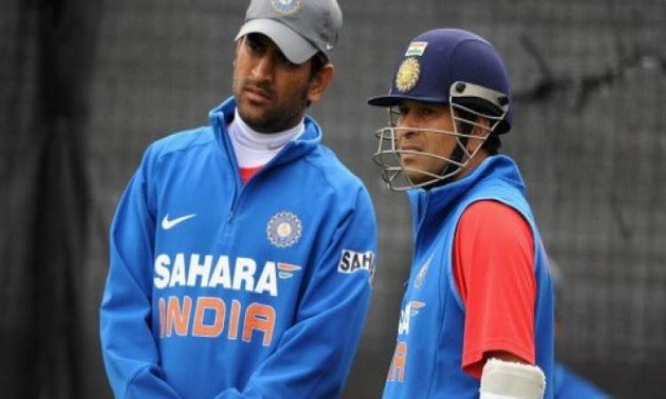 WATCH सचिन तेंदुलकर का बड़ा बयान, धोनी को टी20 से बाहर करने पर चयनकर्ताओं की लगाई क्लास