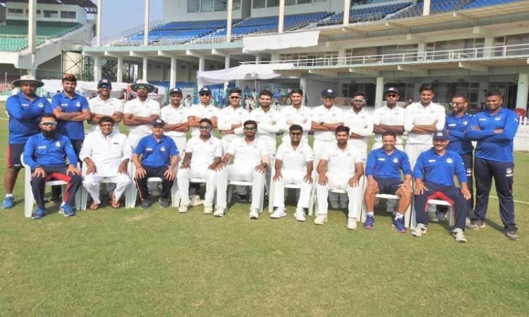 Uttar Pradesh Ranji Team