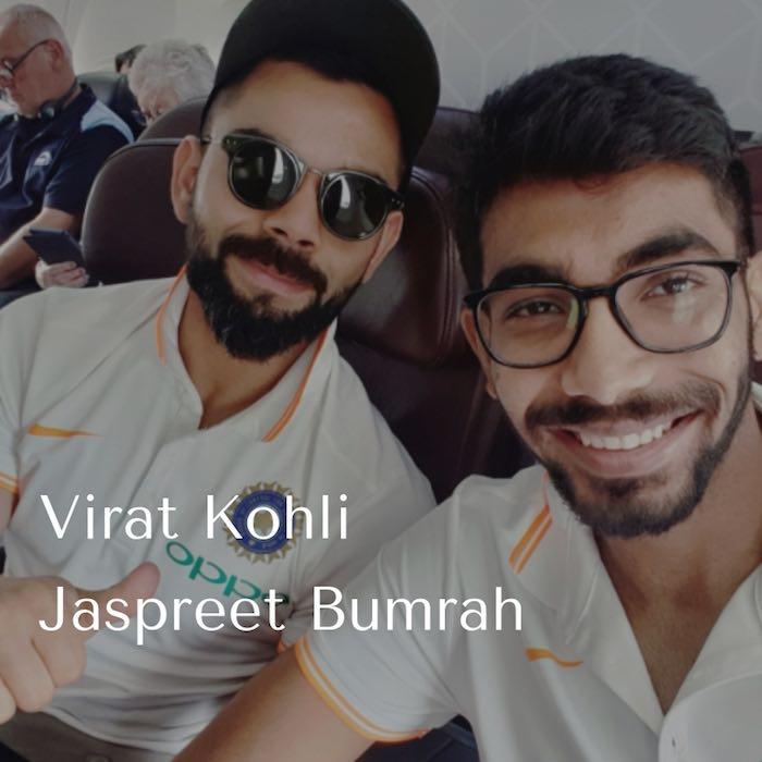 Virat Kohli Jaspreet Bumrah Images