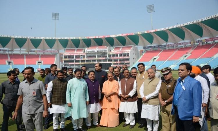 Atal Bihari Vajpayee Cricket Stadium