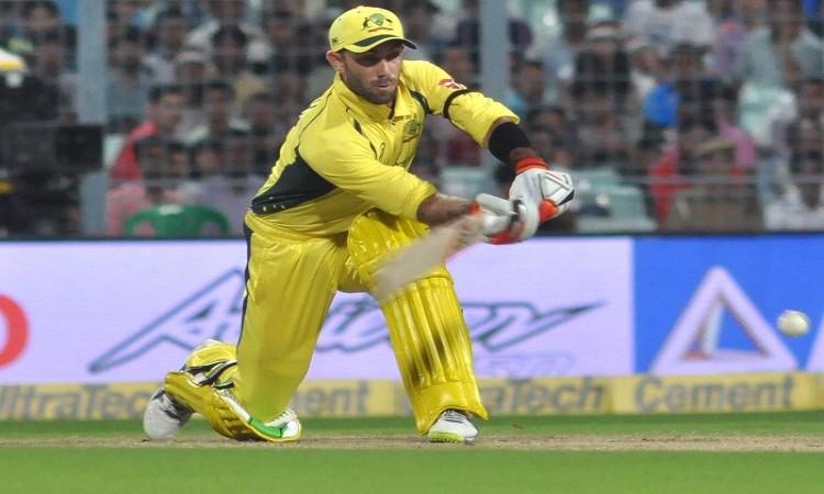 1st T20I: Rain stops play between India, Australia Images