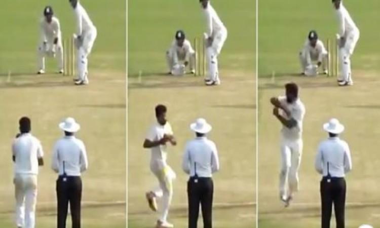 गेंदबाज की गेंदबाजी एक्शन को देखकर क्रिकेट वर्ल्ड चौंका, गेंदबाजी एक्शन को मान्यता देने को लेकर कही