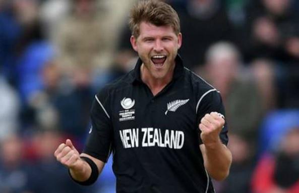 न्यूजीलैंड टीम को झटका, पाकिस्तान के खिलाफ वनडे सीरीज से बाहर हुए कोरी एंडरसन Images