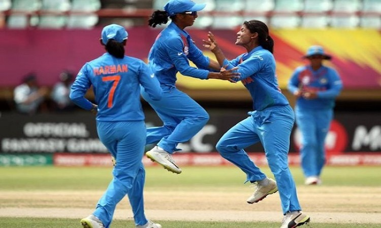 ICC Women's WorldT20: Indian ride spinners' show to beat Ireland and make semis Images