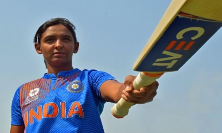 महिला टी-20 वर्ल्ड कप के अभ्यास मैच में भारतीय महिला बल्लेबाज हरमनप्रीत कौर का धमाका, 32 गेंद पर खेल