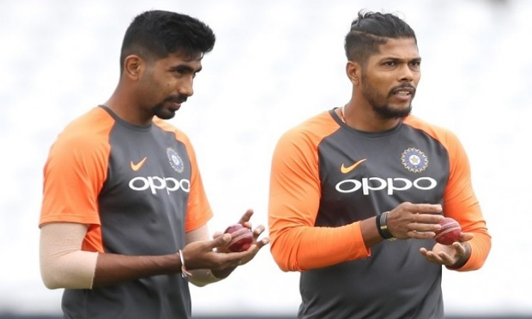 jasprit bumrah and umesh yadav