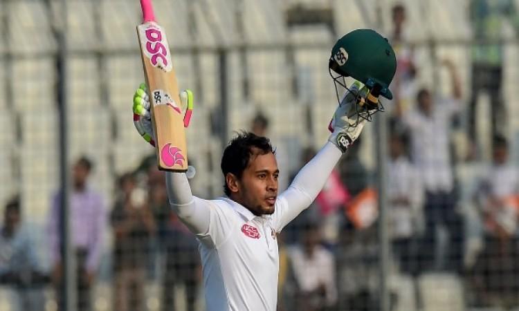 जिम्बाब्वे के खिलाफ मुशफिकुर रहीम ने खेली 219 रन की पारी और बांग्लादेश के लिए बना दिया विश्व रिकॉर्ड