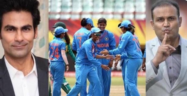 महिला टी-20 में पाकिस्तान को हराने के बाद भारतीय महिला टीम को लेकर एक कई दिग्गजों ने कही खास बात Ima