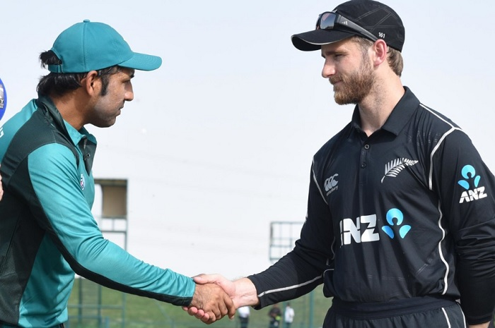 pakistan vs new zealand odi