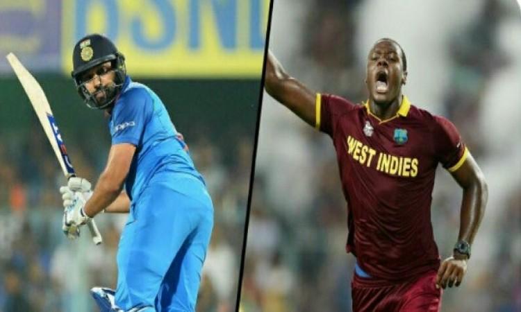 वेस्टइंडीज के खिलाफ दूसरे टी-20 के लिए यह हो सकती है भारत की प्लेइंग इलेवन, जानिए Images
