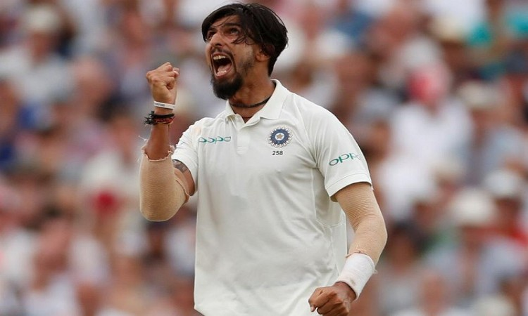 Aim is to win Test series in Australia, says Ishant Images